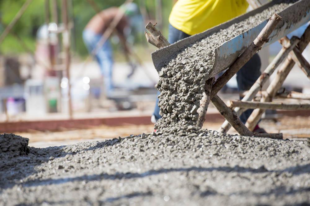 Главстрой бетон толщина дома из керамзитобетона